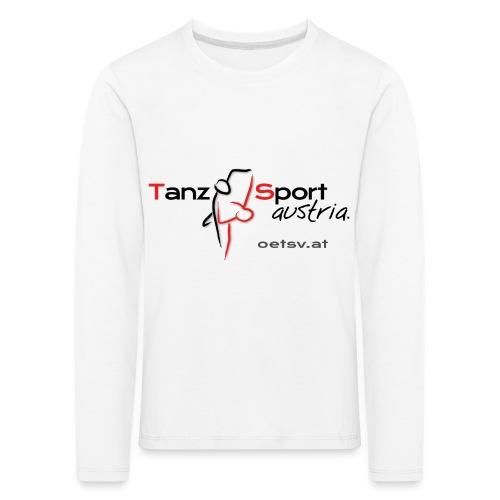 Logo OTSV V1 Internet gif - Kinder Premium Langarmshirt