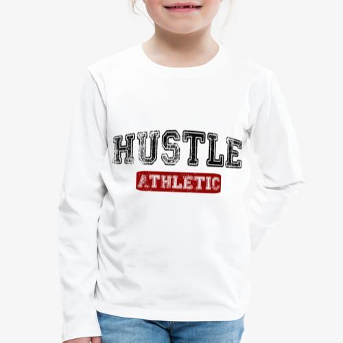 Hustle Athletic - Kinder Premium Langarmshirt
