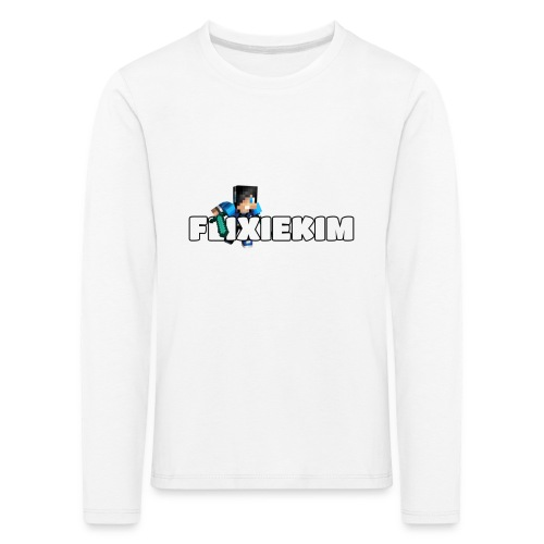 Flixiekim - Långärmad premium-T-shirt barn