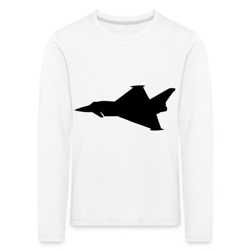 EF2000 Typhoon - Kids' Premium Longsleeve Shirt