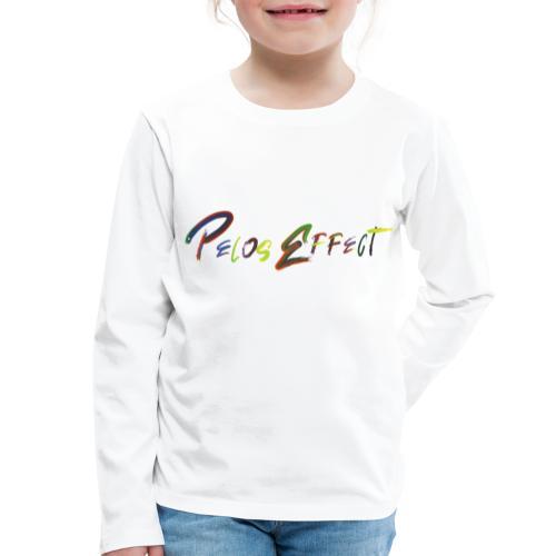 Pélos Effect #2 - T-shirt manches longues Premium Enfant