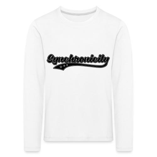 Synchronicity - T-shirt manches longues Premium Enfant