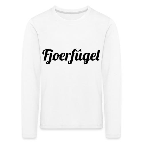 fjoerfugel - Kinderen Premium shirt met lange mouwen