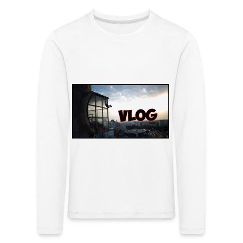 Vlog - Kids' Premium Longsleeve Shirt