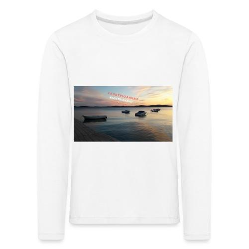 Merch - Kinder Premium Langarmshirt