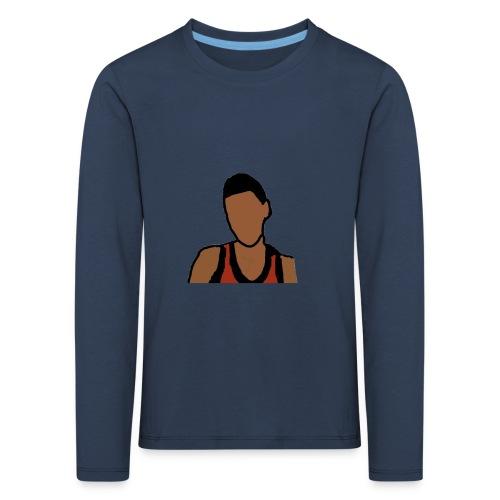 TyrusHD logo - Kids' Premium Longsleeve Shirt