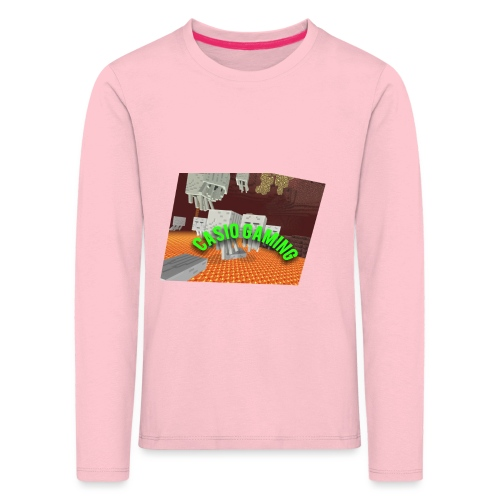 Logopit 1513697297360 - Kinderen Premium shirt met lange mouwen