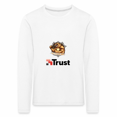 Prodotti Ufficiali con Sponsor della Crew! - Maglietta Premium a manica lunga per bambini