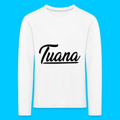 Tuana - Kinderen Premium shirt met lange mouwen