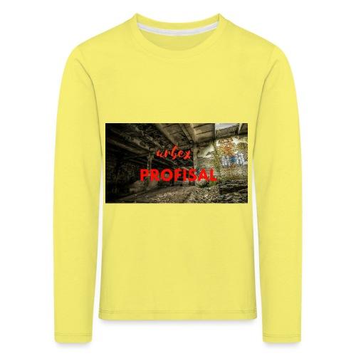 profisal - Koszulka dziecięca Premium z długim rękawem