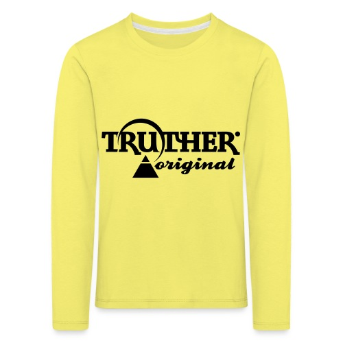 Truther - Kinder Premium Langarmshirt