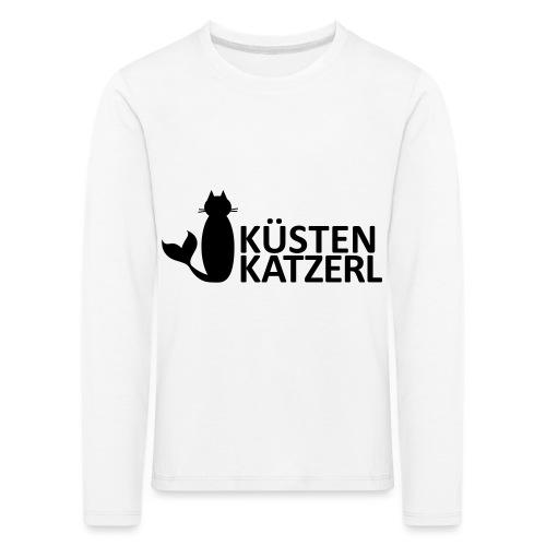 Küstenkatzerl - Kinder Premium Langarmshirt