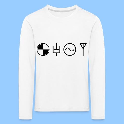 EngSchem - Kids' Premium Longsleeve Shirt