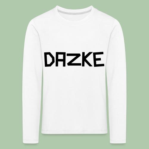 dazke_bunt - Kinder Premium Langarmshirt