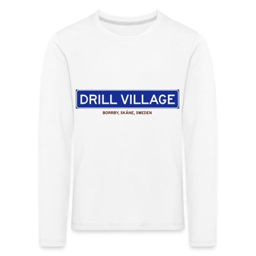 Borrby, Badly Translated - Långärmad premium-T-shirt barn