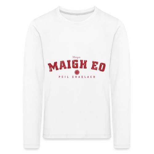 mayo vintage - Kids' Premium Longsleeve Shirt