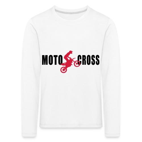 air Motocross - T-shirt manches longues Premium Enfant