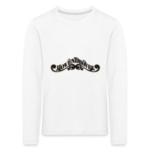 HOVEN DROVEN - Logo - Kids' Premium Longsleeve Shirt