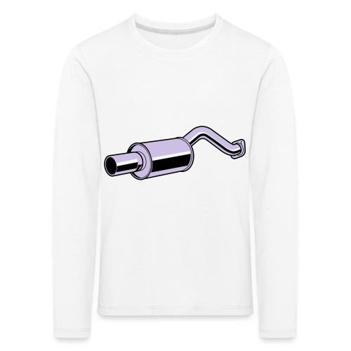 Muffler F - T-shirt manches longues Premium Enfant
