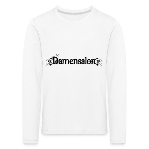 damensalon2 - Kinder Premium Langarmshirt
