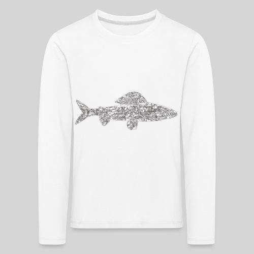 grayling - Lasten premium pitkähihainen t-paita