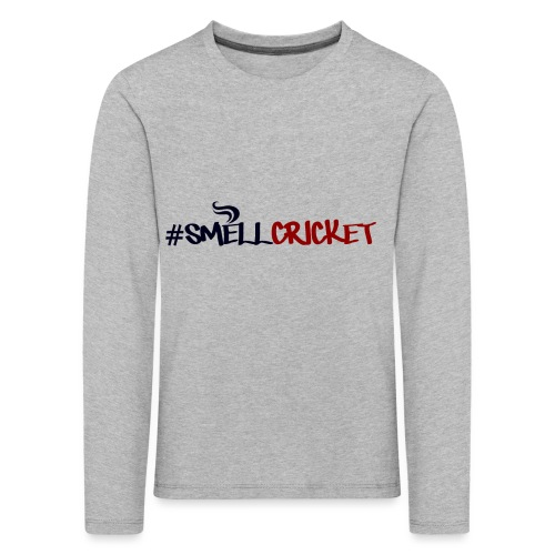 smellcricket - Kids' Premium Longsleeve Shirt