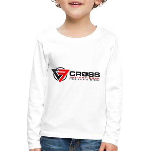 CrossFighting II - Kinder Premium Langarmshirt