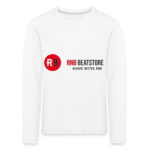 RNBBeatstore Shop - Kinderen Premium shirt met lange mouwen