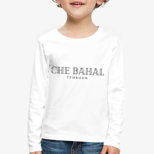 CHE BAHAL - Kinder Premium Langarmshirt