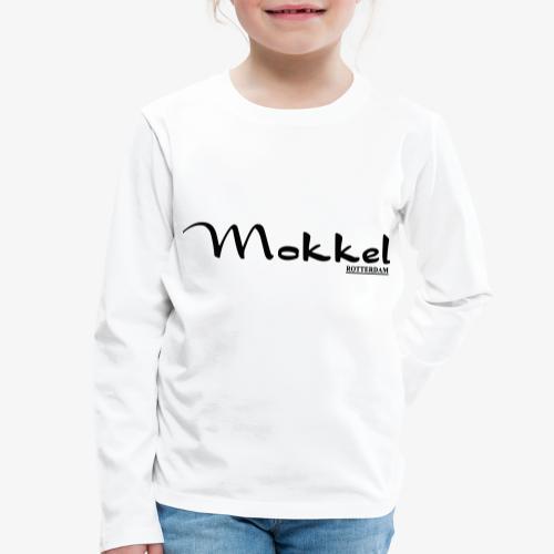 mokkel - Kinderen Premium shirt met lange mouwen