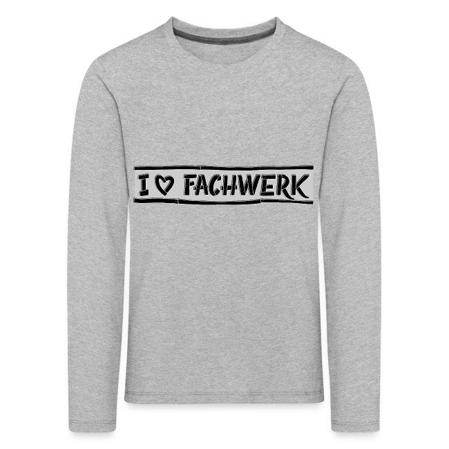 I love FACHWERK