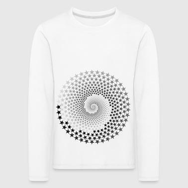Star Cycle - Kids' Premium Longsleeve Shirt