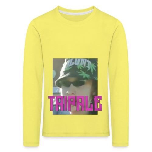 Rare Taipale - Lasten premium pitkähihainen t-paita