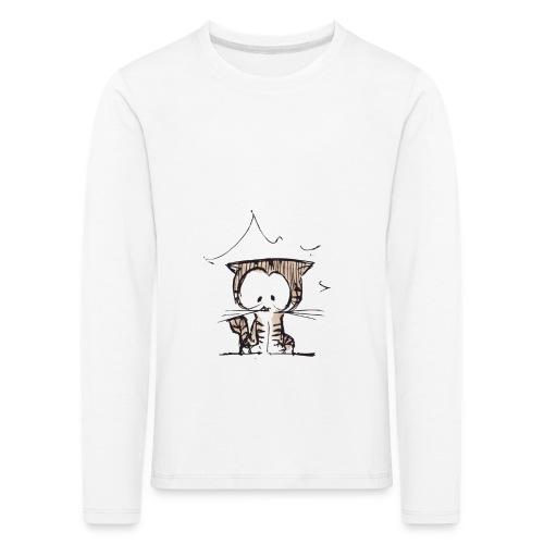 Cat 06o - T-shirt manches longues Premium Enfant