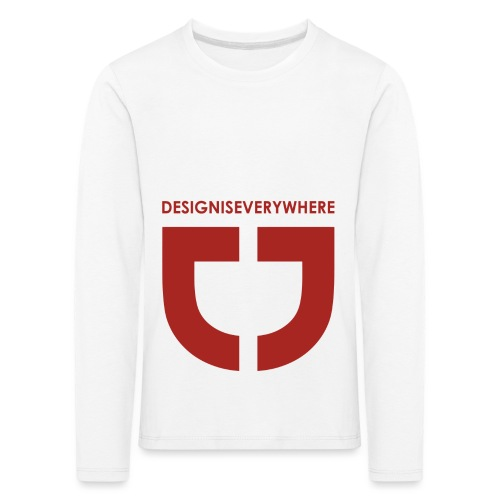 RED DEE - Kids' Premium Longsleeve Shirt