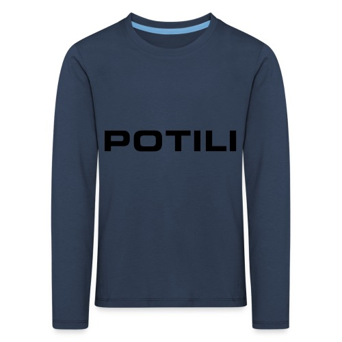 Potili - Kids' Premium Longsleeve Shirt