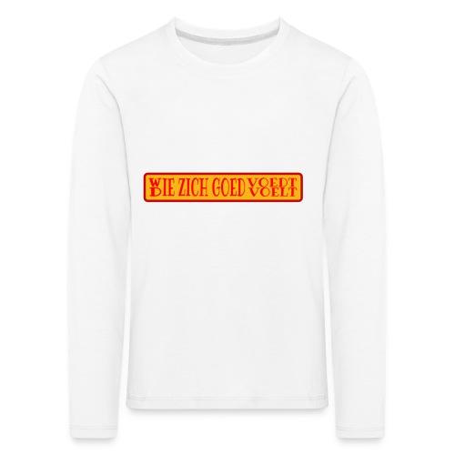 wie en die png - Kids' Premium Longsleeve Shirt