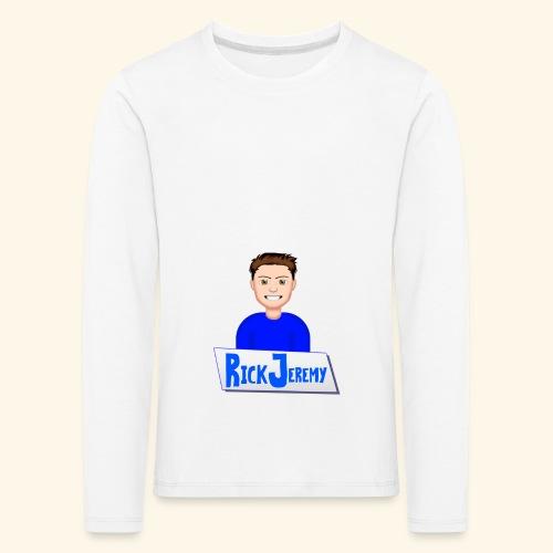 RickJeremymerchandise - Kinderen Premium shirt met lange mouwen