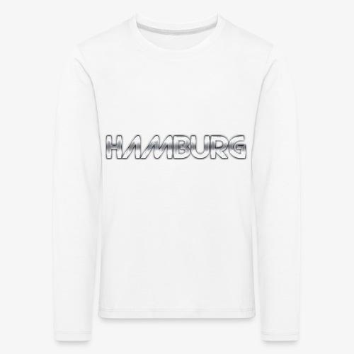 Metalkid Hamburg - Kinder Premium Langarmshirt