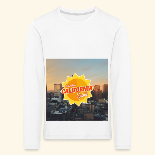 California Spirit City - T-shirt manches longues Premium Enfant