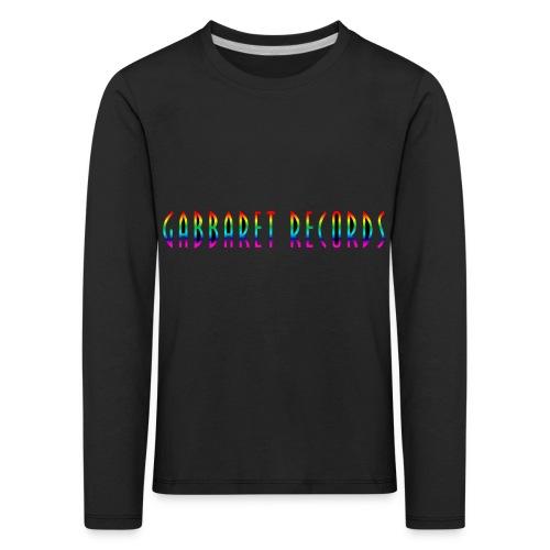 gabbaretr png - Kinderen Premium shirt met lange mouwen