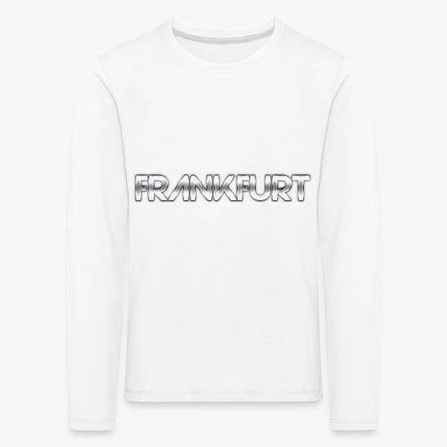 Metalkid Frankfurt - Kinder Premium Langarmshirt