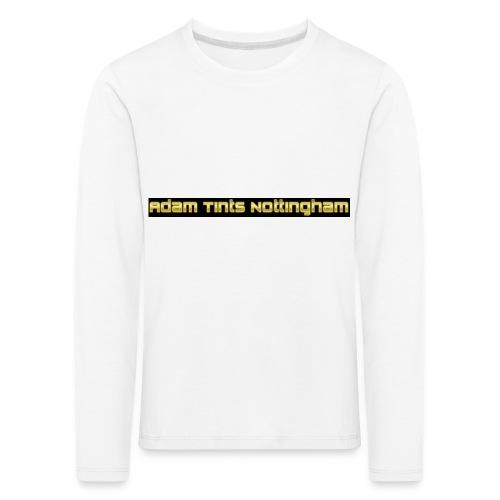 Adam Tints Nottingham - Kids' Premium Longsleeve Shirt