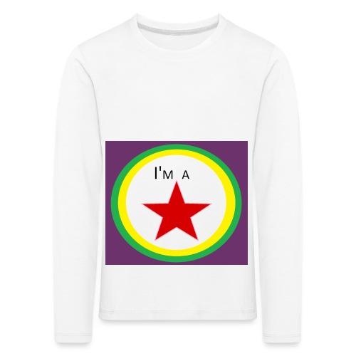 I'm a STAR! - Kids' Premium Longsleeve Shirt