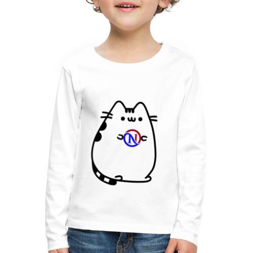 Kids collections - Maglietta Premium a manica lunga per bambini