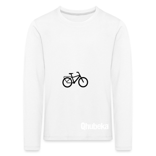 BCL Shirt Back White - Kids' Premium Longsleeve Shirt