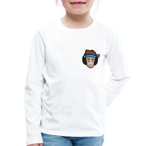 DatIsKevin - Kinderen Premium shirt met lange mouwen