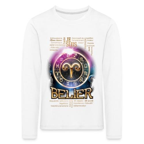 BELIER - T-shirt manches longues Premium Enfant