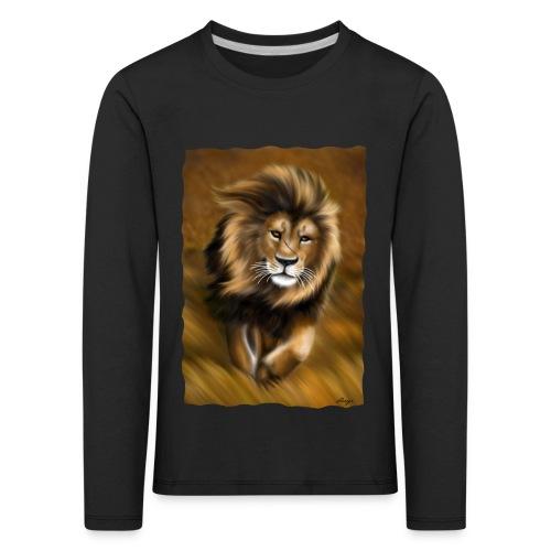 Il vento della savana - Maglietta Premium a manica lunga per bambini