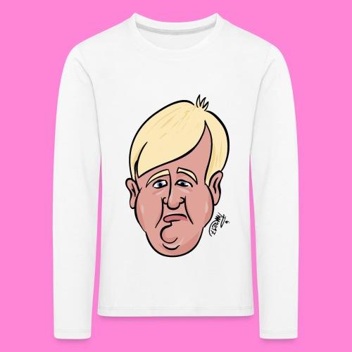Donald - Kinderen Premium shirt met lange mouwen